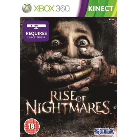 Rise of Nightmares - Xbox 360 usato