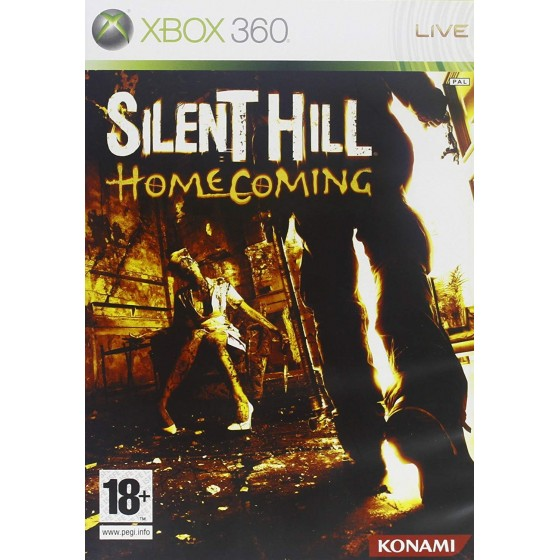 Silent Hill: Homecoming - Xbox 360 usato