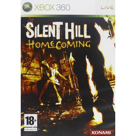 Silent Hill: Homecoming - Xbox 360