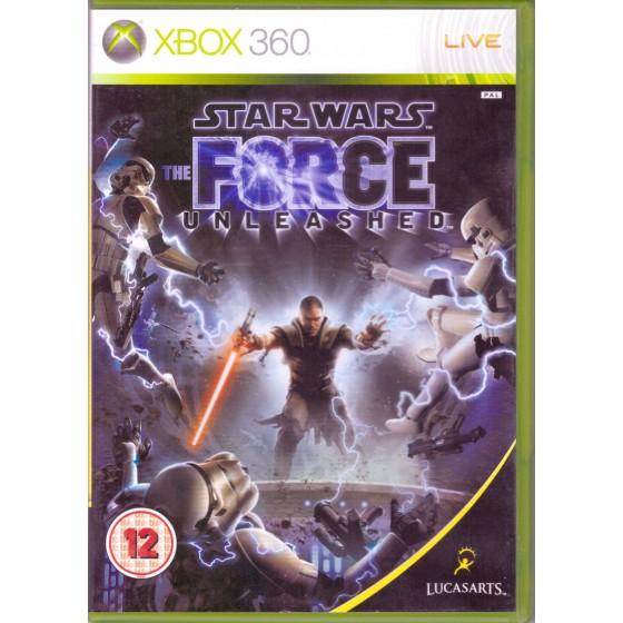 Star Wars Il Potere della Forza - Xbox 360 usato