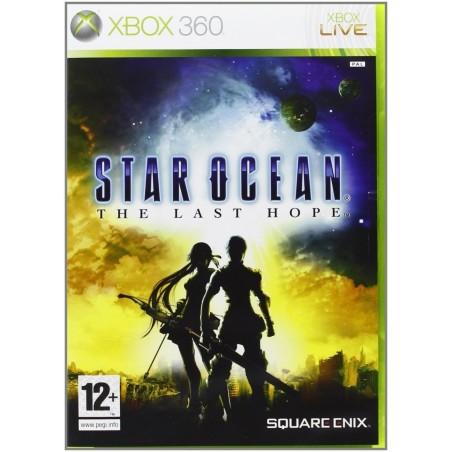 Star Ocean - The Last Hope - Xbox 360 usato
