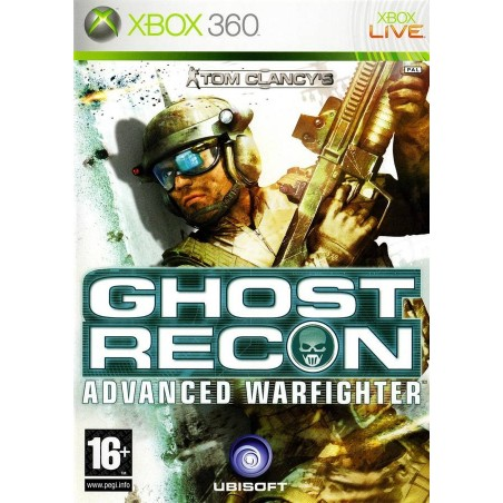 Tom Clancy's Ghost Recon: Advance Warfighter - Xbox 360