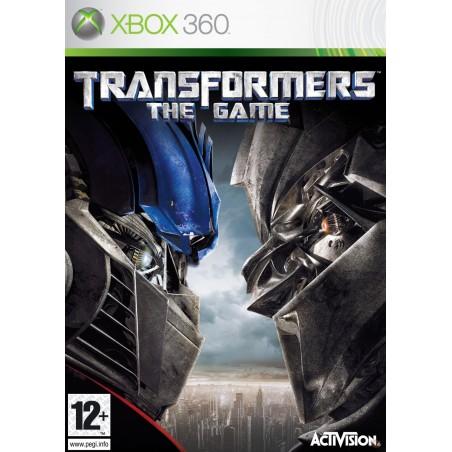 Transformers The Game - Xbox 360 usato