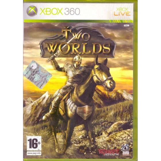 Two Worlds - Xbox 360 usato