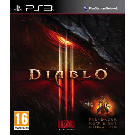 Diablo III - PS3 usato