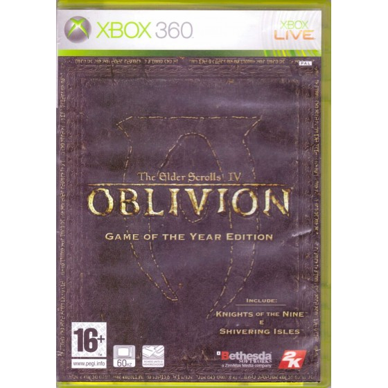 The Elder Scrolls IV: Oblivion - GOTY Edition - Xbox 360
