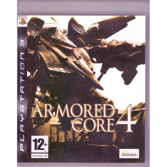 Armored Core 4 - PS3 usato