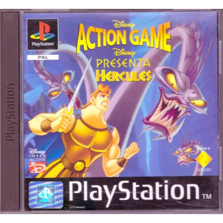 Disney's Hercules - PS1