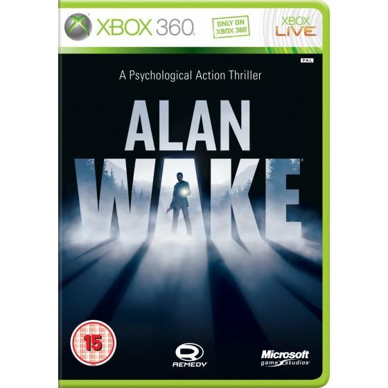 Alan Wake - Xbox 360 usato