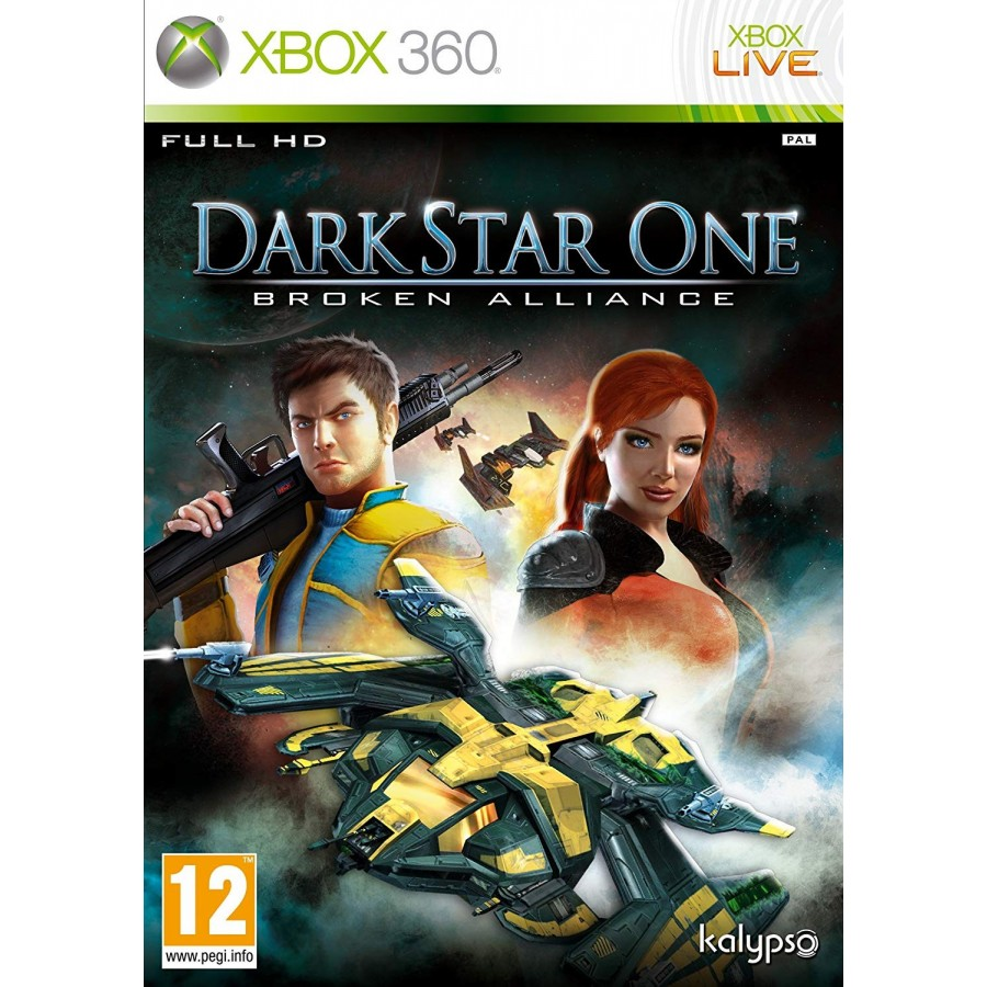 Dark Star One: Broken Alliance - Xbox 360