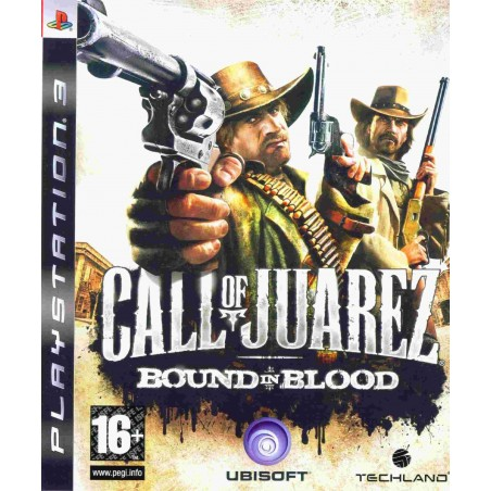 Call Of Juarez: Bound in Blood - PS3 usato