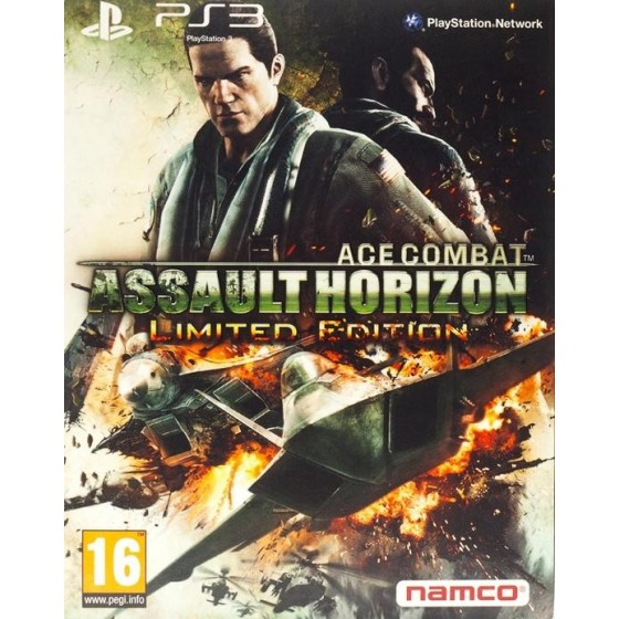 Ace Combat Assault Horizon - Limited Edition - PS3