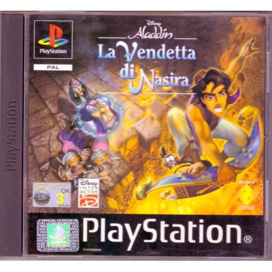 Disney's Aladdin La vendetta di Nasira - PS1