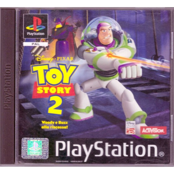 Disney's Toy Story 2 Woody e Buzz alla Riscossa! - PS1