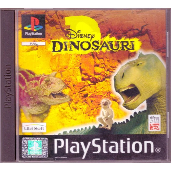Disney's Dinosauri - PS1