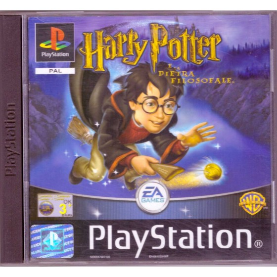 Harry Potter e la Pietra Filosofale - PS1