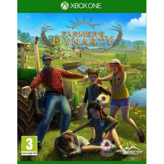 Farmer's Dynasty - xbox One