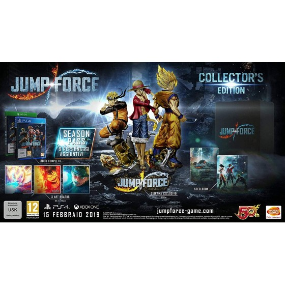 Jump Force - Collector's Edition - PS4