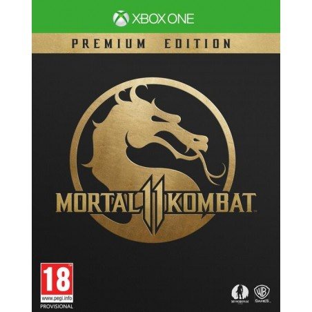 Mortal Kombat 11 - Premium Edition - Xbox One