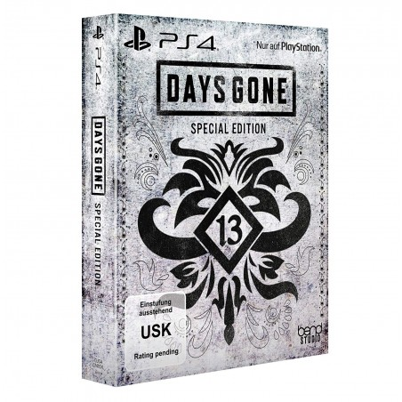 Days Gone - Limited Edition - PS4