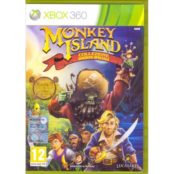 Monkey Island Collezione Edizioni Speciali - Xbox 360