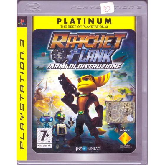 Ratchet & Clank - Armi di Distruzione - Platinum - PS3