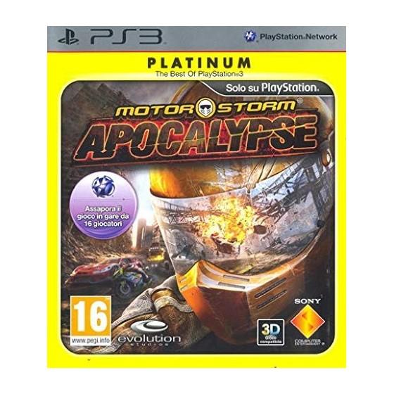 Motorstorm Apocalypse - Platinum - PS3