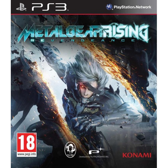 Metal Gear Rising Revengeance - PS3