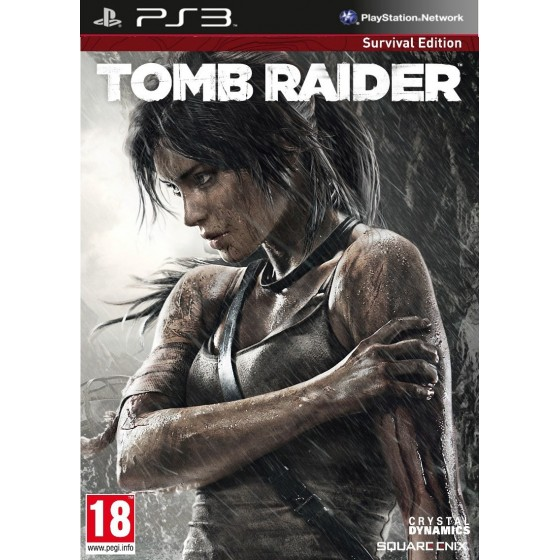 Tomb Raider - Survival Edition - PS3