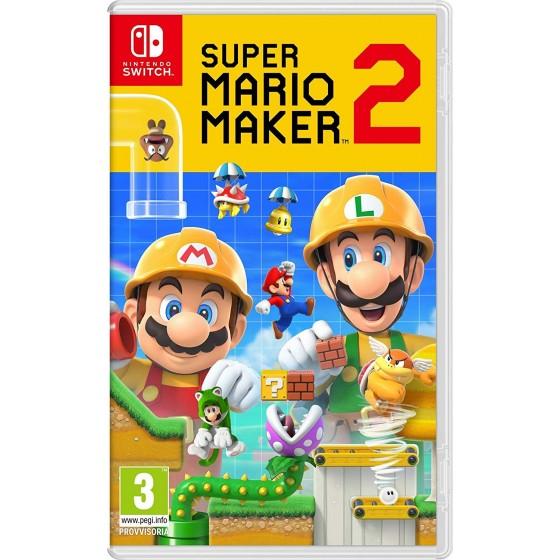 Super Mario Maker 2 - Switch