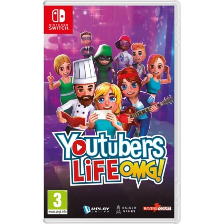 Youtubers Life - Switch