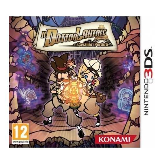 Il Dottor Lautrec e i Cavalieri Perduti - 3DS