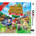 Animal Crossing New Leaf - Welcome Amiibo - 3DS