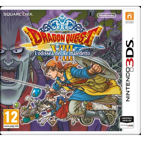 Dragon Quest VIII: L'Odissea del Re Maledetto - 3DS