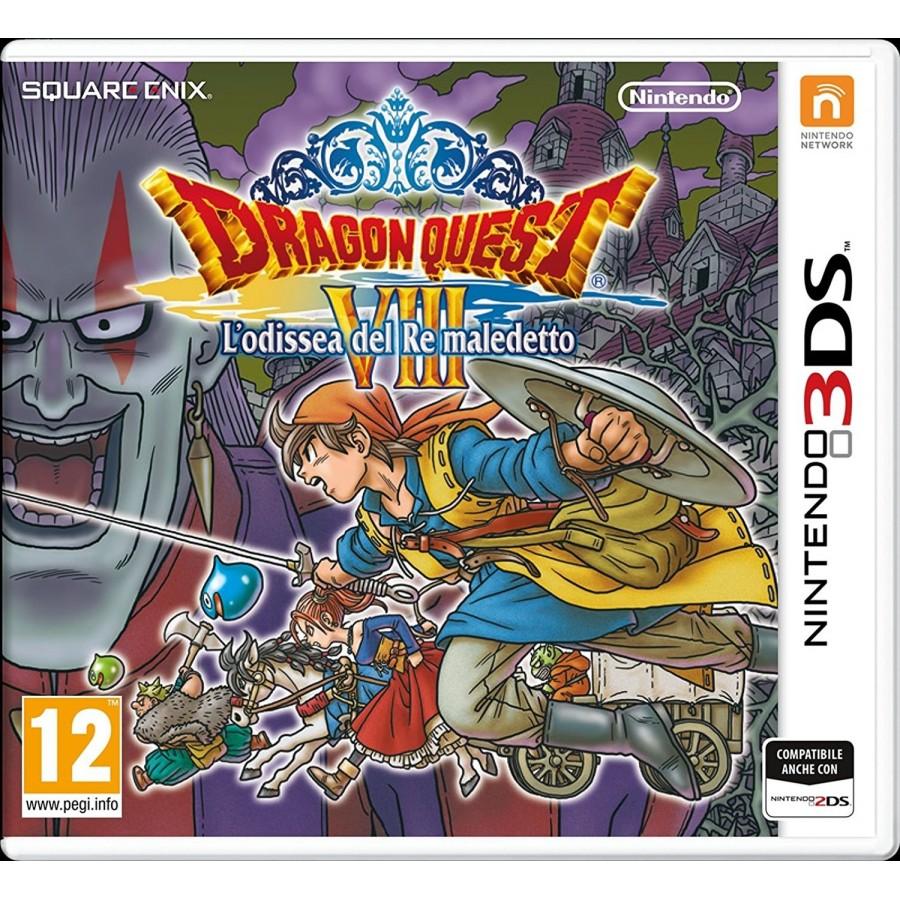 Dragon Quest VIII: L'Odissea del Re Maledetto - 3DS