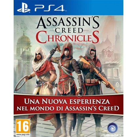 Assassin's Creed Chronicles - PS4 usato