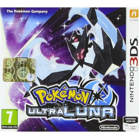 Pokémon Ultraluna - 3DS