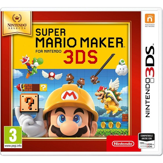 Super Mario Maker - Selects - 3DS