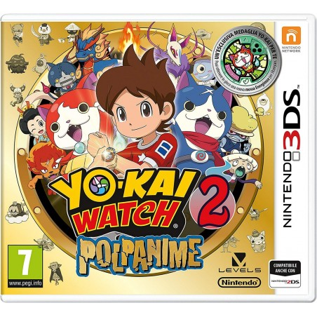 YO-KAI WATCH 2: Polpanime - 3DS