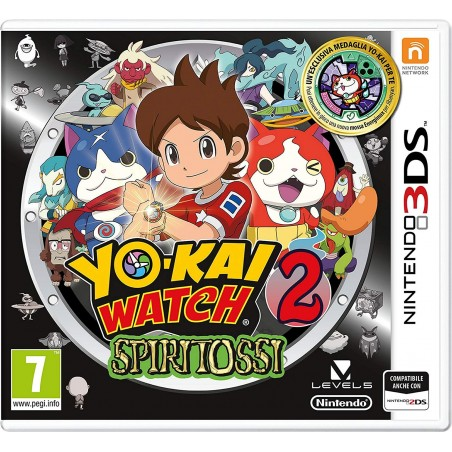 YO-KAI WATCH 2: Spiritossi - 3DS