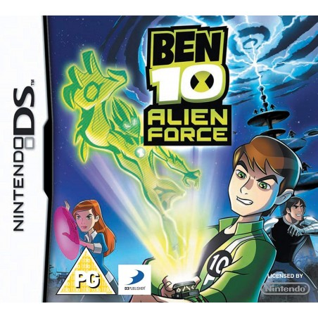 Ben 10 Alien Force - DS