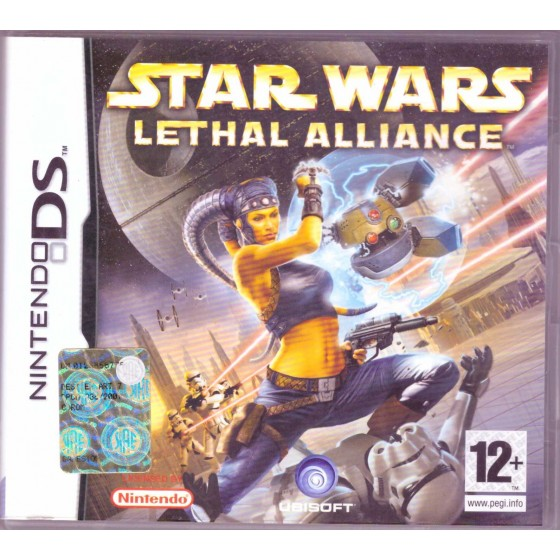Star Wars Lethal Alliance - DS usato