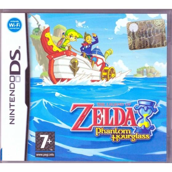 The Legend of Zelda: Phantom Hourglass - DS usato