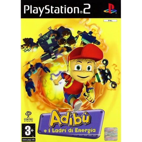 Adibù e i Ladri di Energia - PS2