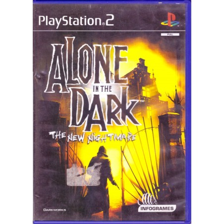 Alone in the Dark: The New Nightmare - PS2