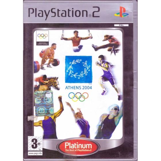 Athens 2004 - Platinum - PS2