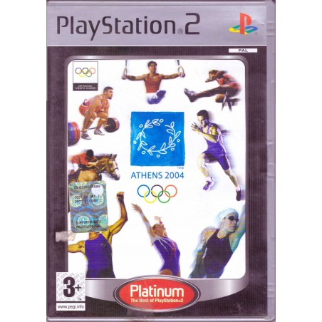 Athens 2004 - Platinum - PS2