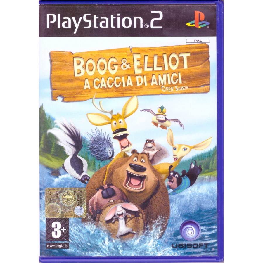Boog & Elliot a Caccia di Amici - PS2