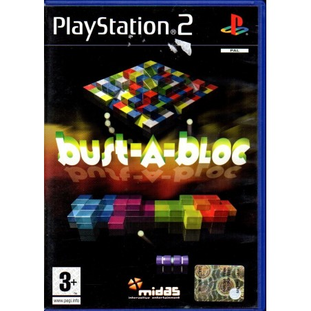 Bust-A-Bloc - PS2 usato