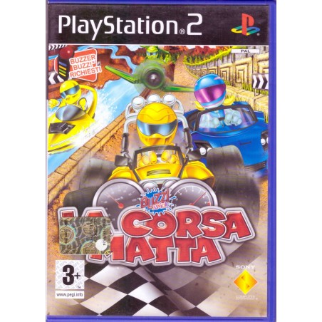 Buzz Junior: La Corsa Matta - PS2